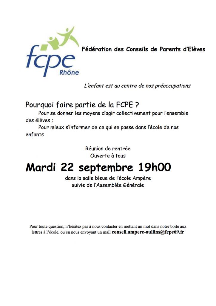 FCPE AG ampere 2015